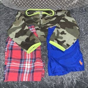 BUNDLE SALE polo trunks 12 months